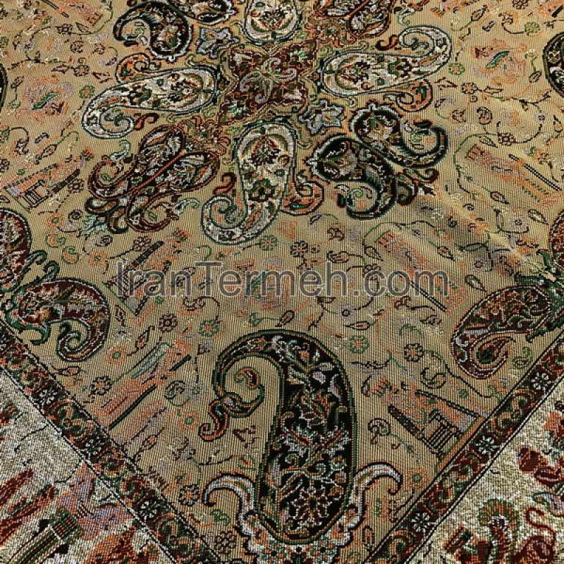 Katibeh Light Brown Tablecloth Size 50 Cm